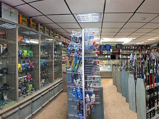 магазин для рыболовов